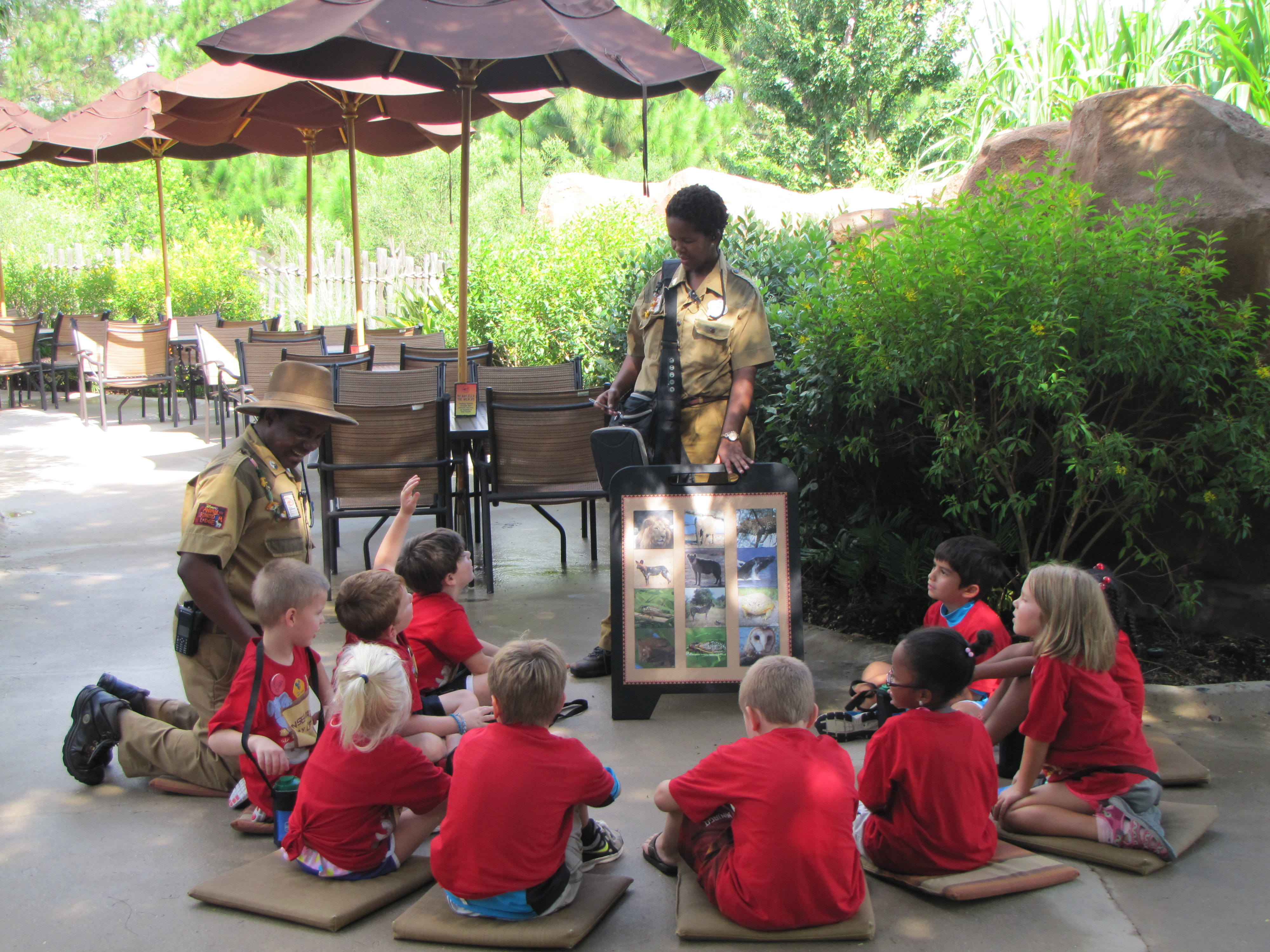 Community Education-DAK Lodge